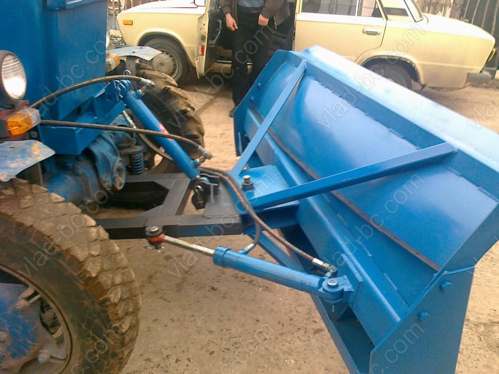 Как сделать самому капот на трактор мтз